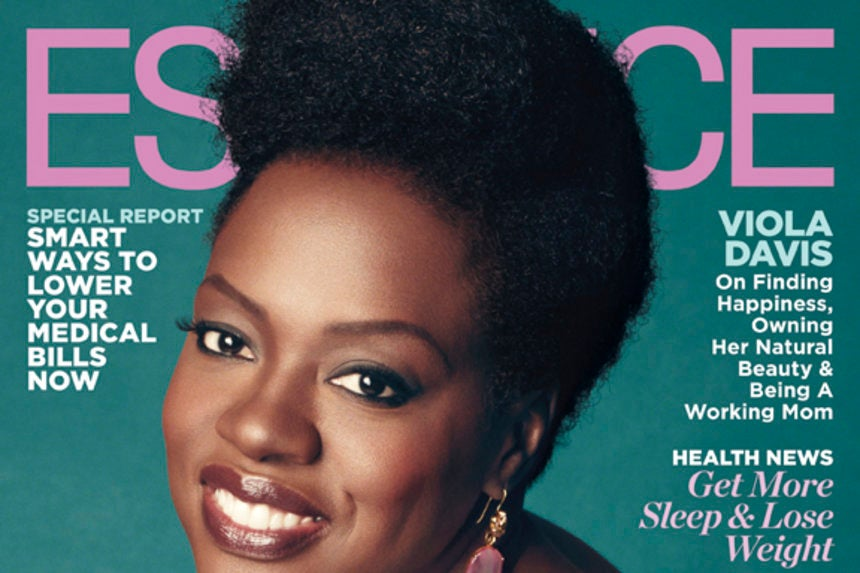 Viola Davis Is Radiant on the October Cover of ESSENCE - Essence