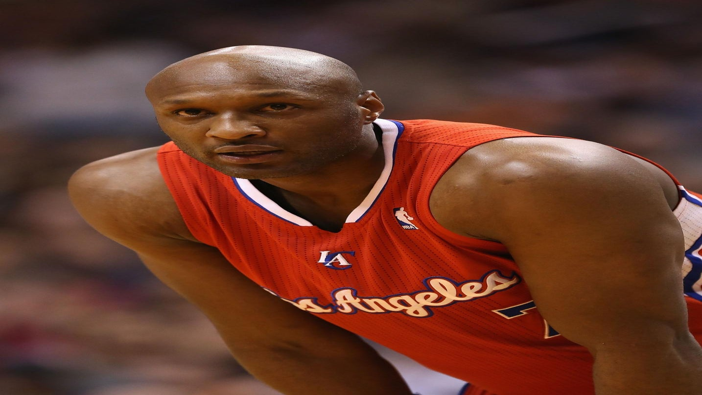 Lamar Odom Is Off Life Support, Showing Signs Of Improvement