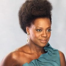 Behind the Cover: Viola Davis