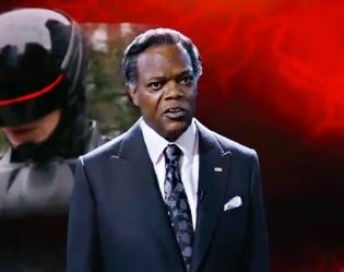 Must-See: Samuel L. Jackson Surprises in 'RoboCop' Trailer