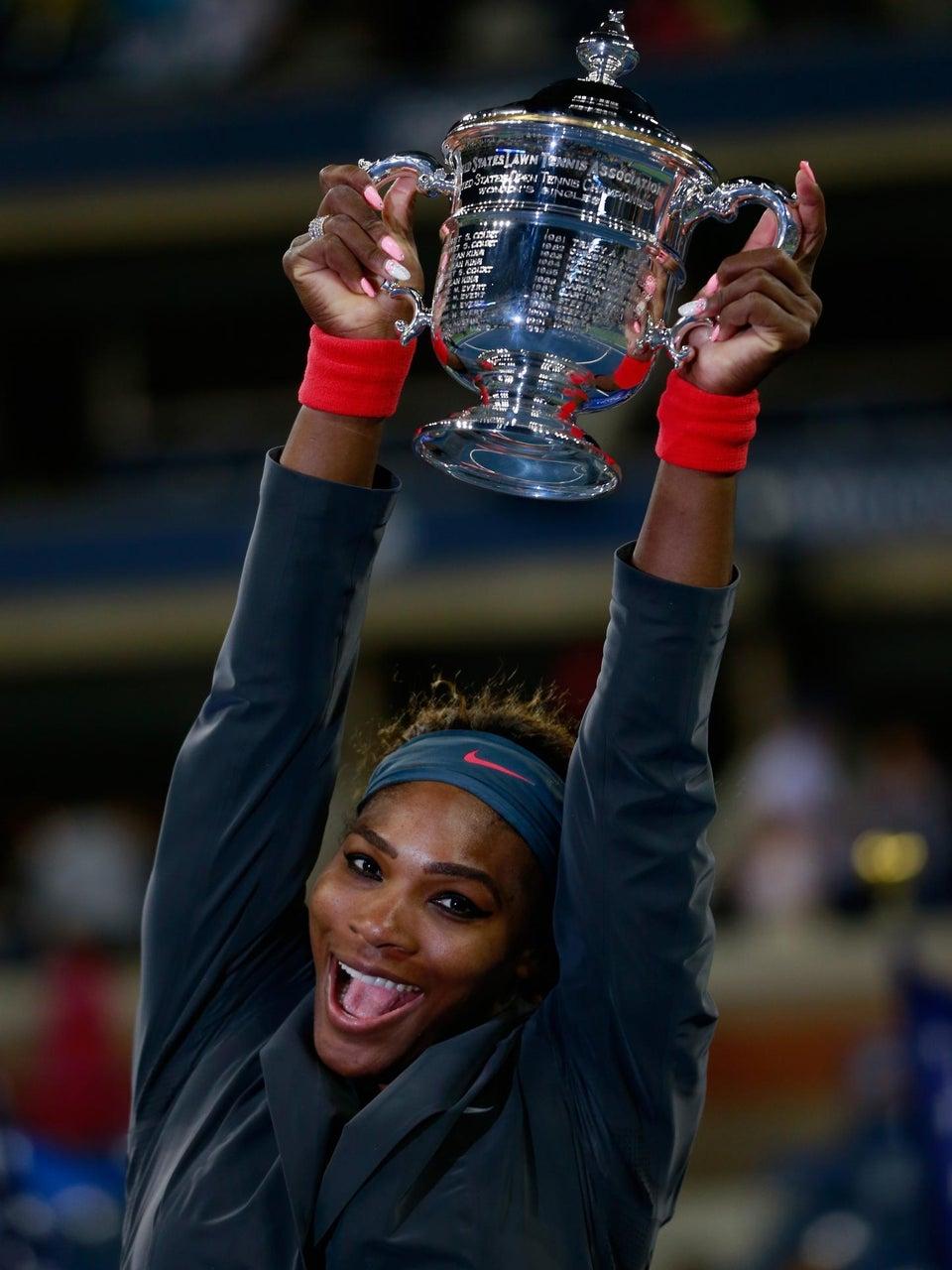 Serena Williams Wins 5th U.S. Open Championship