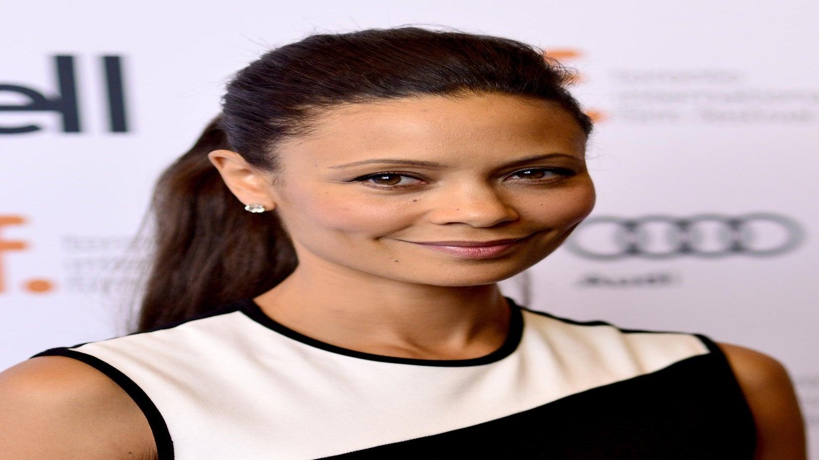 Coffee Talk: Thandie Newton Expecting Her Third Child