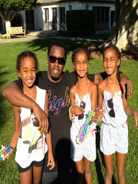 Photo Fab: Diddy Shares Family Fun on Instagram