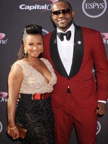 LeBron James and Savannah Brinson's Wedding Weekend Begins Tomorrow