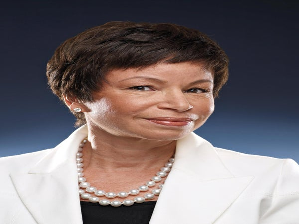 Valerie Jarrett: A Mother's Perspective On Our Brother's Future