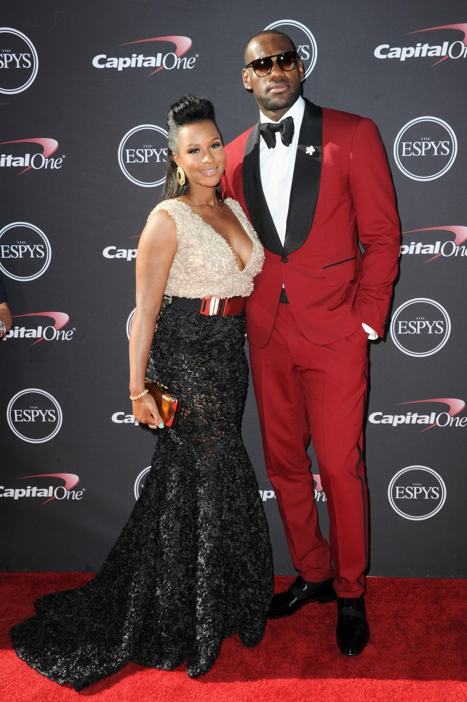 LeBron James & Savannah Brinson Tie the Knot in San Diego