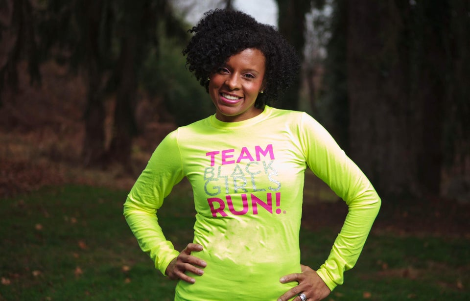 Mommy Talk: Running for Her Life and Theirs
