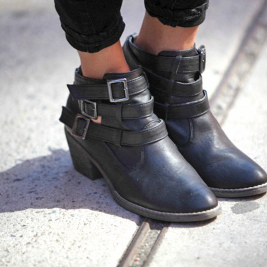 Street Style Accessories: Boot Camp