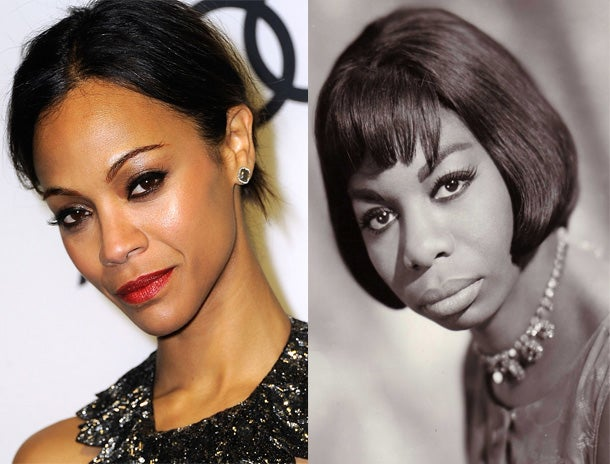 Nina Simone's Brother is Not Happy About the Casting of Zoe Saldana in 'Nina' Biopic