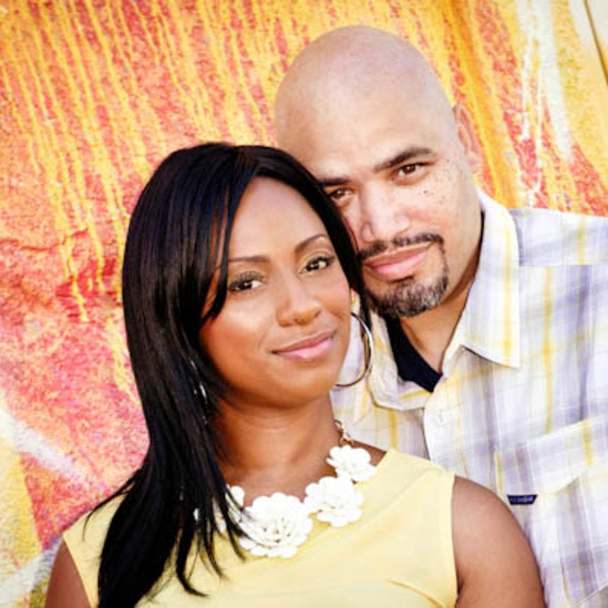 Just Engaged: Renee and Demetrius