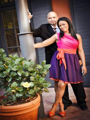 Just Engaged: Renee and Demetrius