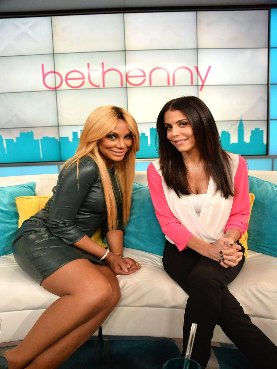 Must-See: Tamar Braxton Gives Bethenny Frankel a Vocabulary Lesson