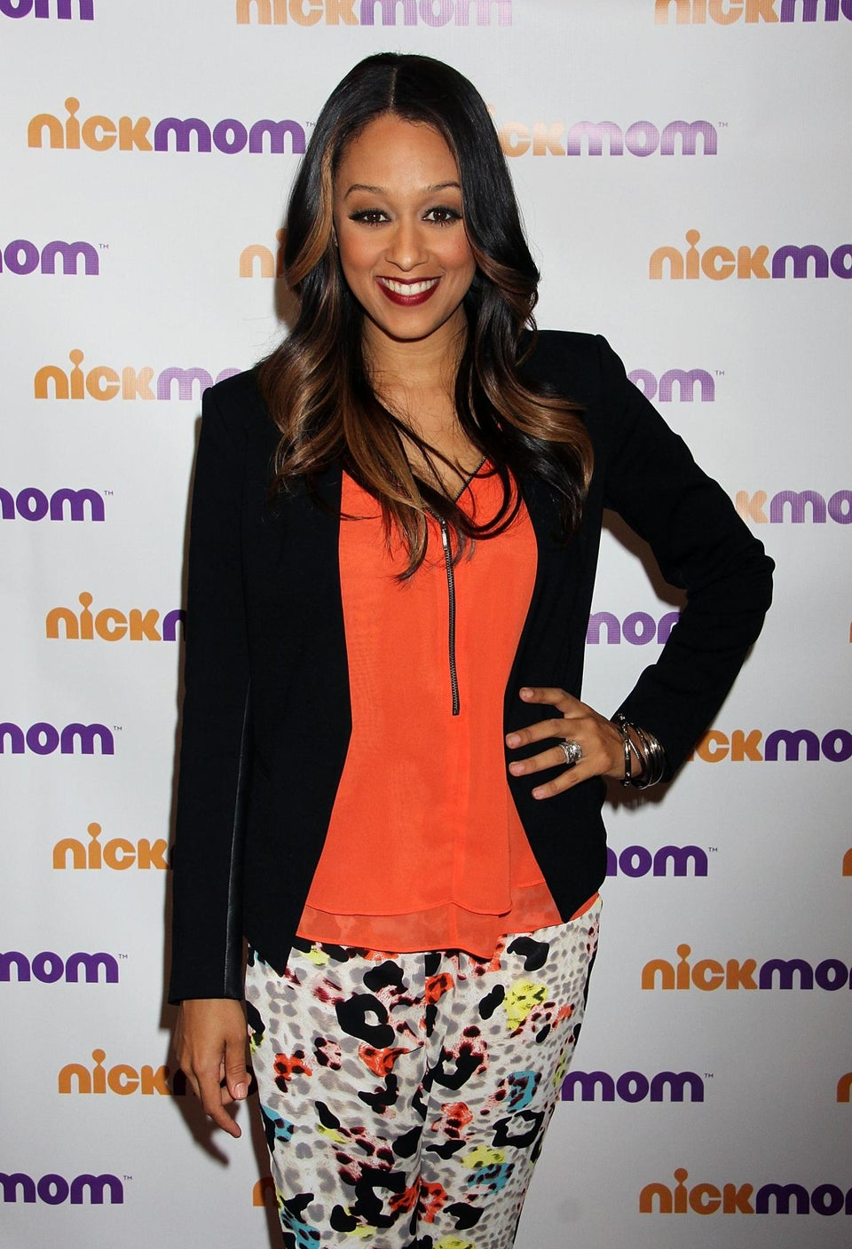 Tia Mowry Reveals Plan for Second Baby