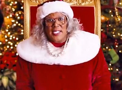 Madeas Christmas.Must See Watch Tyler Perry S A Madea Christmas Trailer