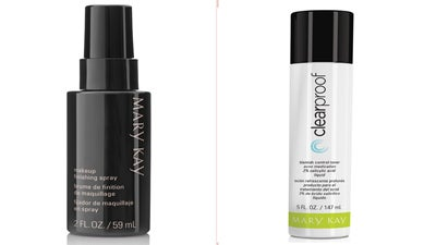 Our Beauty Editors' Favorite Mary Kay Items