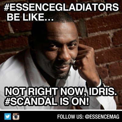 #ESSENCEGladiators, Show Us How Much You Love 'Scandal'