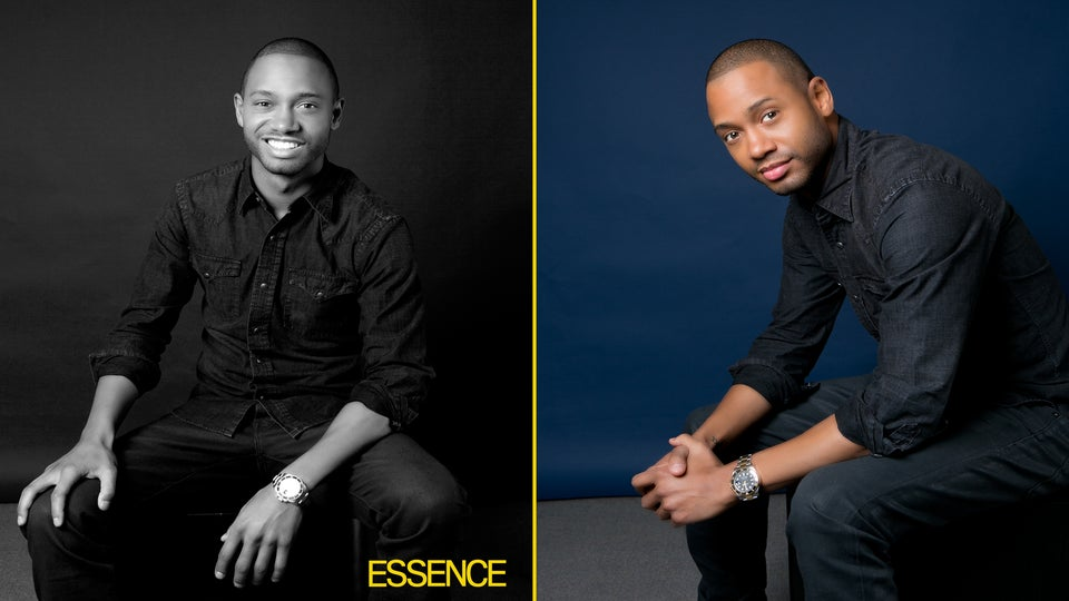 EXCLUSIVE: 7 Things You Didn't Know About Terrence J.