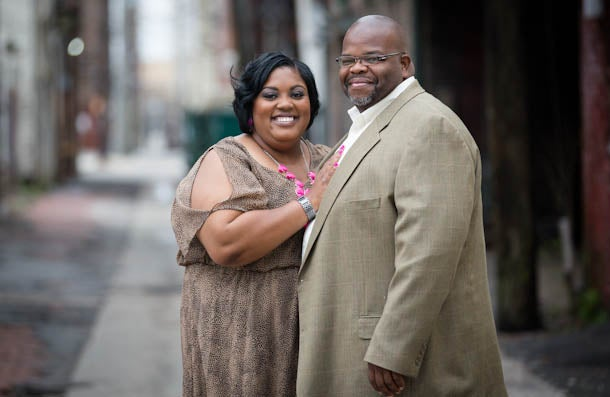 Just Engaged: A Beautiful Love