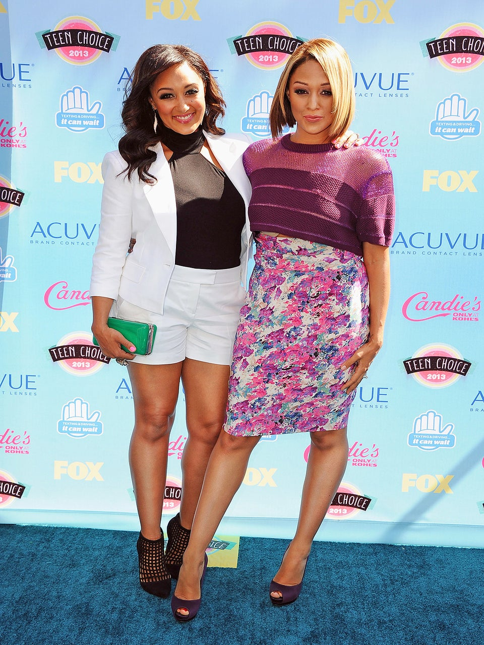 Coffee Talk: Tia and Tamera Mowry To Release Young Adult Book Series