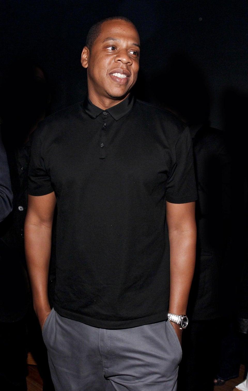 Jay Z: 'Blue Ivy Is My Biggest Fan'