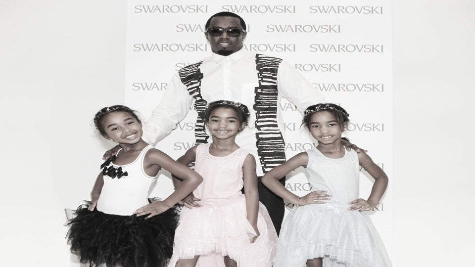 Photo Fab: Diddy's Daughters Make Their Modeling Debut