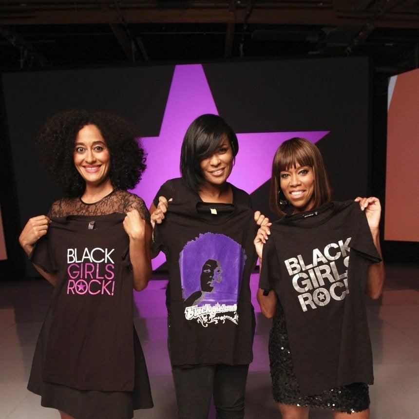 Tracee Ellis Ross and Regina King Return to Co-Host 'Black Girls Rock' 2013