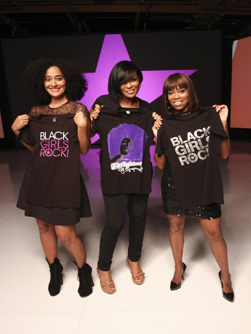 Tracee Ellis Ross and Regina King Return to Co-Host 'Black Girls Rock' 2013