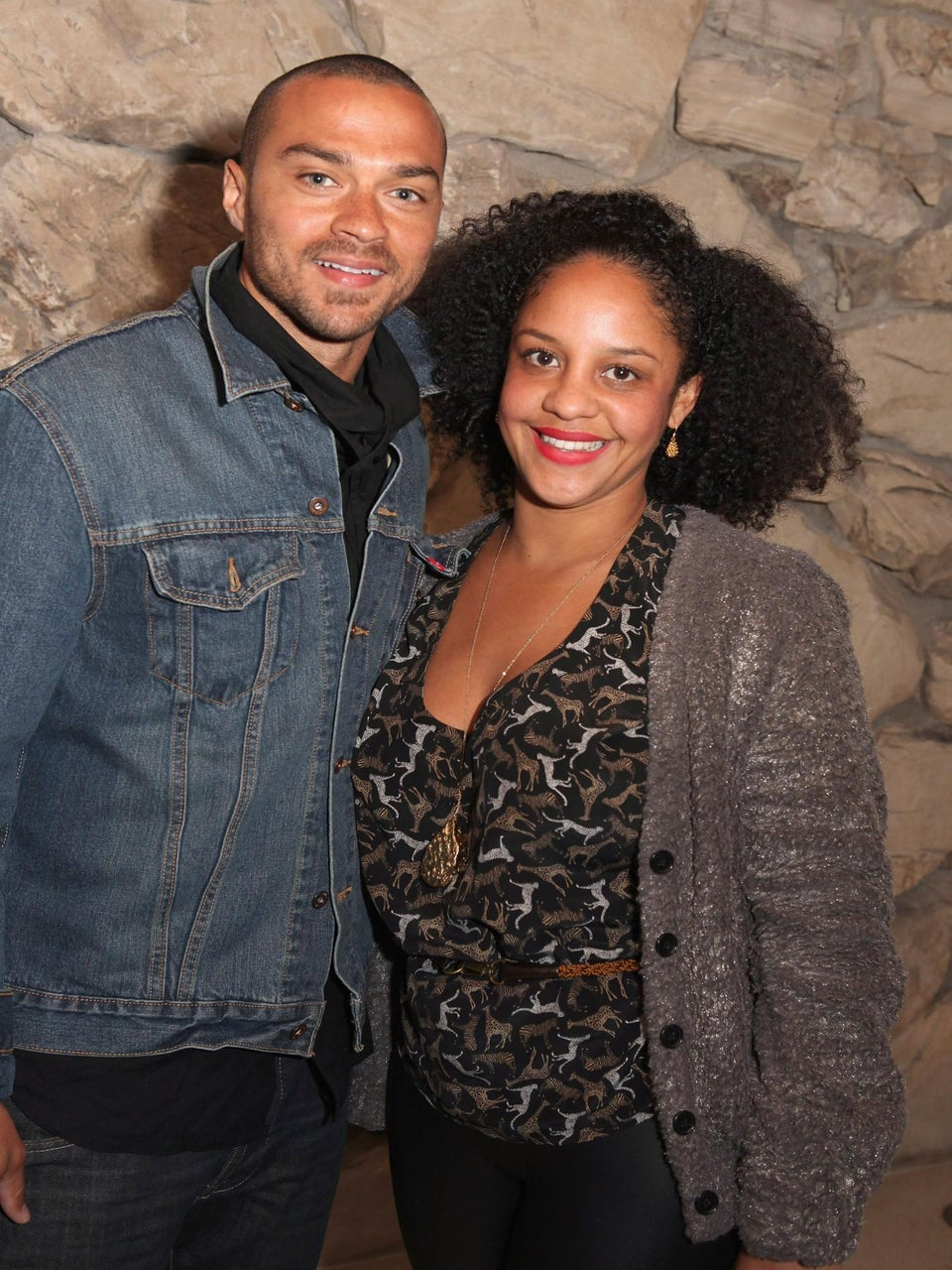 Jesse Williams and Wife Expecting First Child