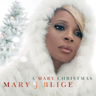 EXCLUSIVE: Mary J. Blige On Her New Christmas Album