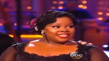 Must-See: Amber Riley Dances the Tango on 'Dancing with the Stars'
