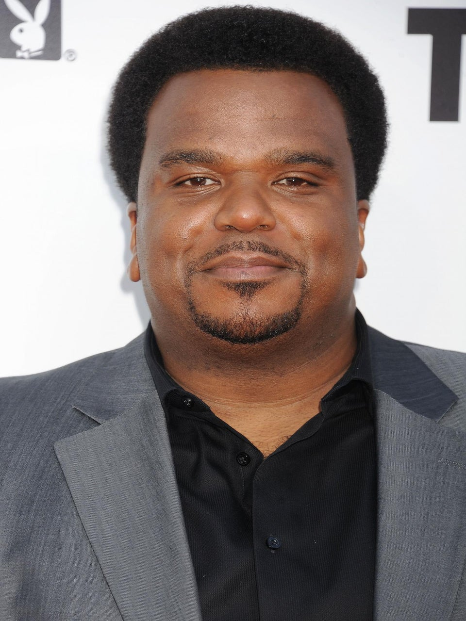 Craig Robinson Busted for Drugs in the Bahamas
