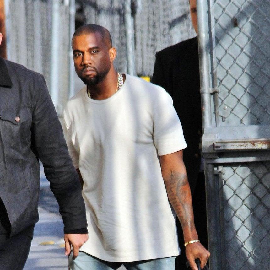 Kanye West Says He Feels Like a Zoo Animal, Ends Jimmy Kimmel Feud