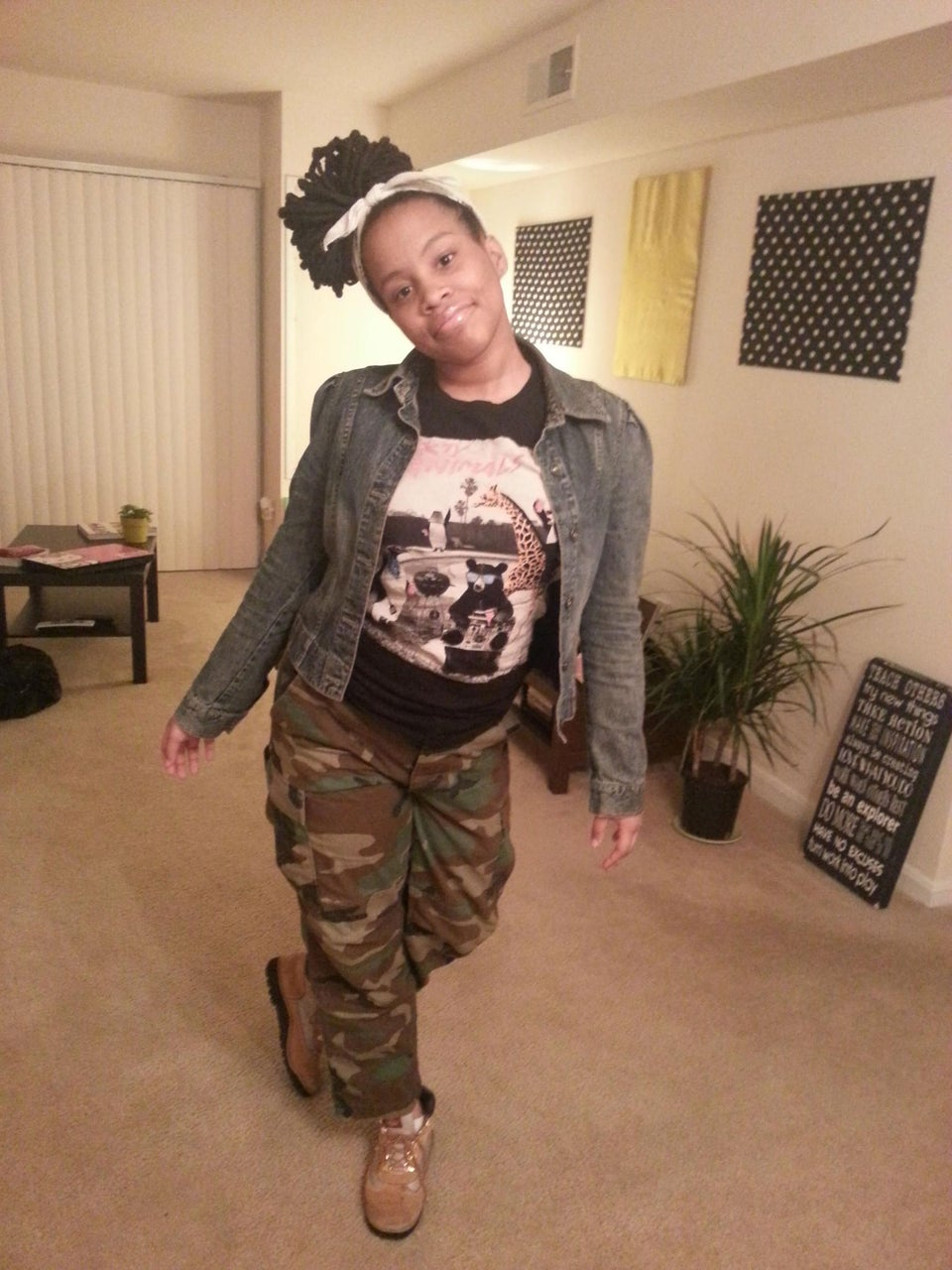 The Write or Die Chick: Happy Birthday to My Very Teenaged Daughter