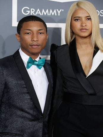 Pharell Williams Marries Model Helen Lasichanh