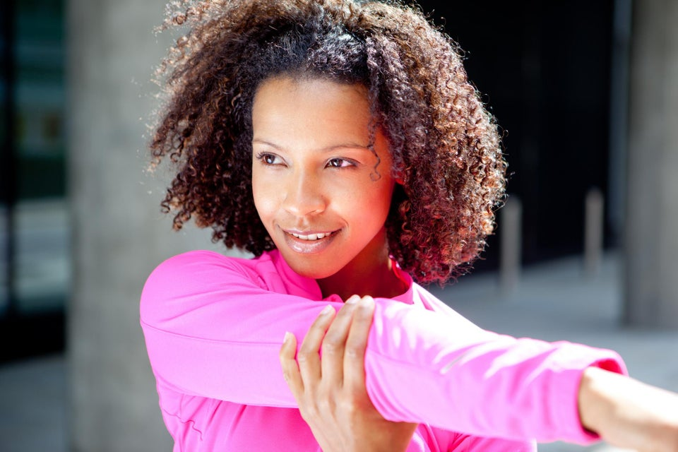 Workout Friendly Styles For Naturals on the Move