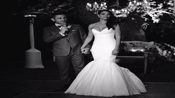 Coffee Talk: 'Single Ladies' Star Denise Vasi Gets Married