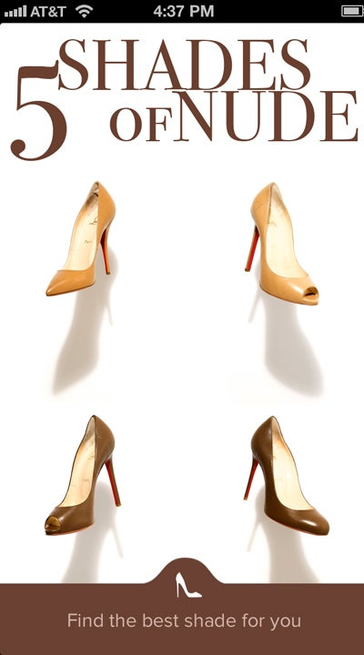 40b94d0143e Christian Louboutin Unveils Nude Pumps For All Skin Tones - Essence
