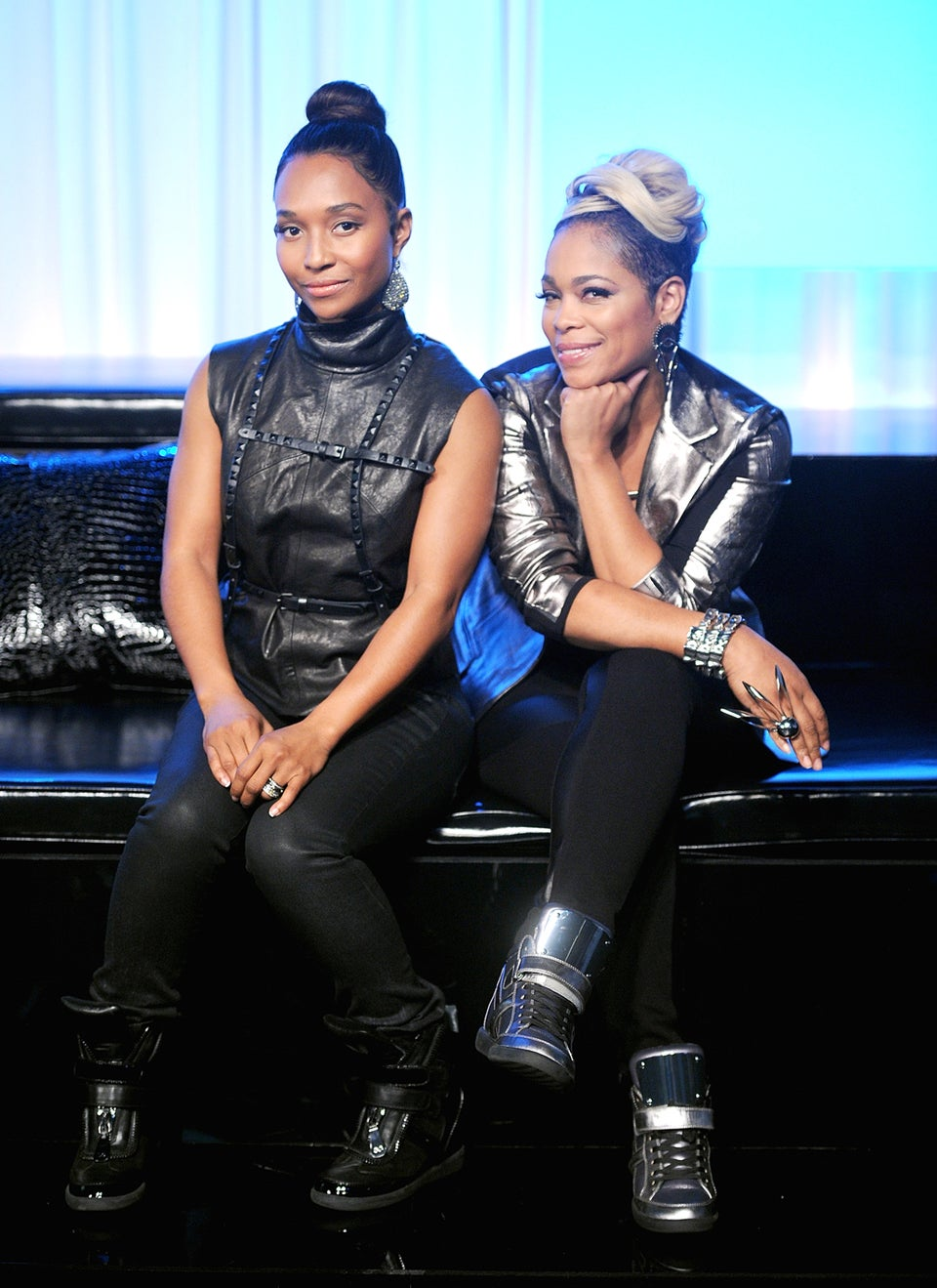 EXCLUSIVE: 5 Things You Didn't Know About Chilli and T-Boz from TLC