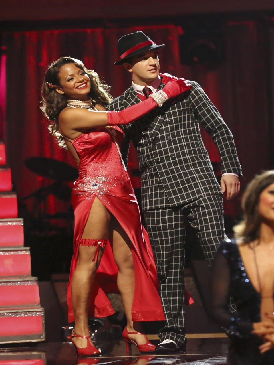 Coffee Talk: Christina Milian Eliminated from 'Dancing with the Stars'