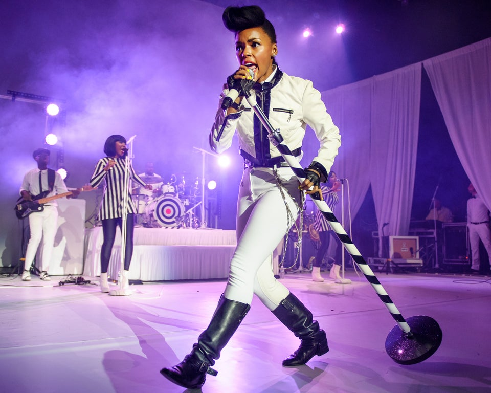 Janelle Monáe to Receive Billboard's Rising Star Award