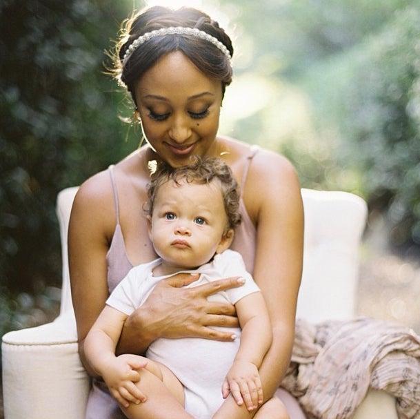 Mommy Talk: Tamera Mowry