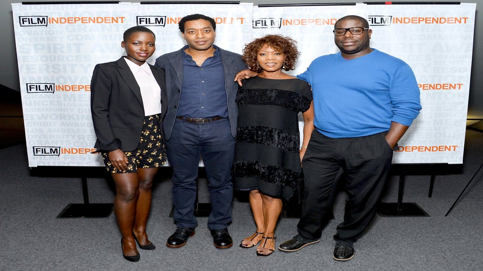 EXCLUSIVE: Cast of '12 Years a Slave' on Working with Director Steve McQueen
