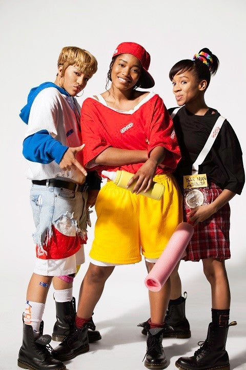 EXCLUSIVE: Keke Palmer, Lil' Mama and Drew Sidora Talk TLC Biopic, the Future of Girl Groups