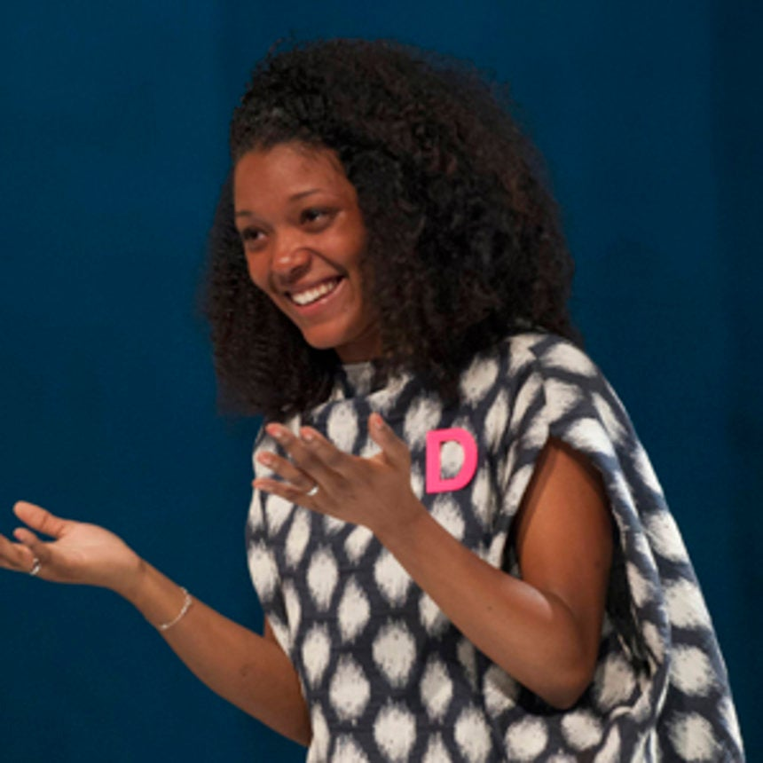 'Project Runway' Winner Dom Streater Presents First NYFW Collection
