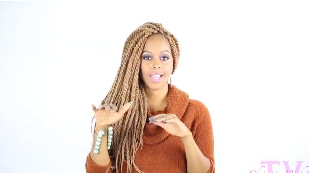 Must-See: Chrisette Michele Launches YouTube Fashion Series