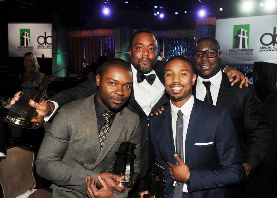 Black Actors Win Big at Hollywood Film Awards