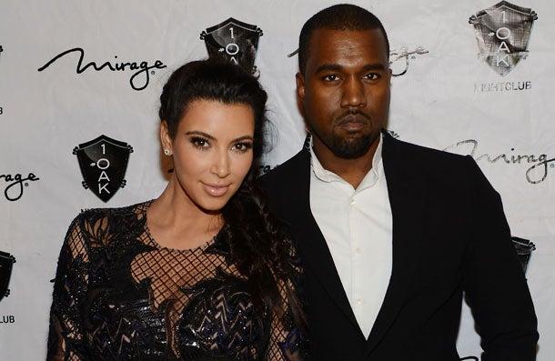 Kanye West Is Engaged to Kim Kardashian