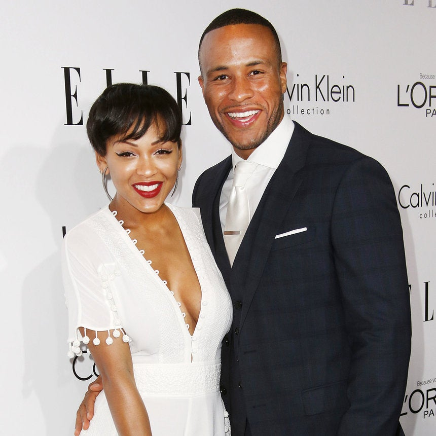Meagan Good and Devon Franklin to Co-Write Book on Waiting Before Marriage