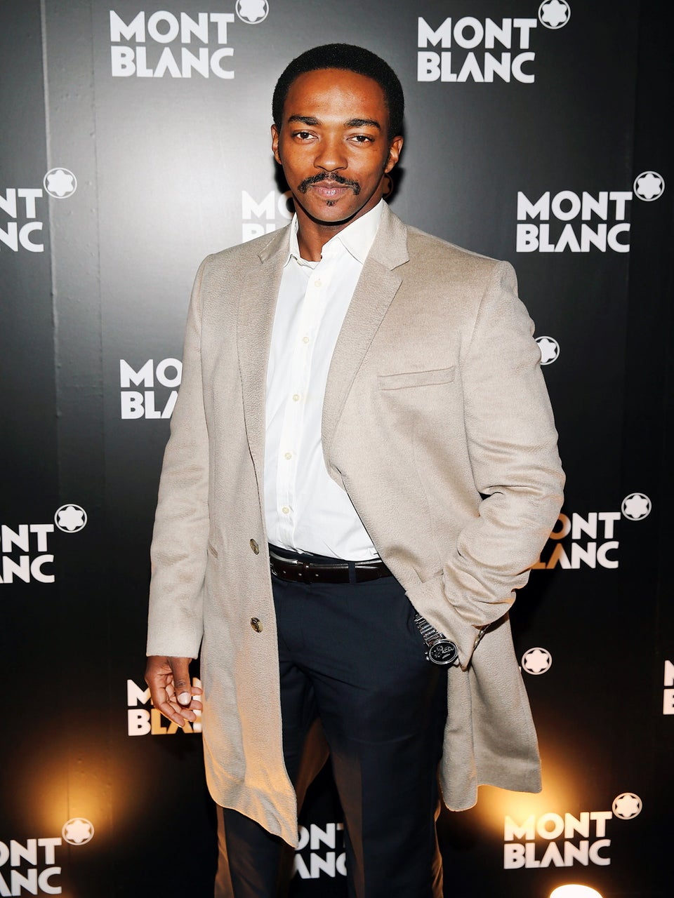 Coffee Talk: Anthony Mackie Arrested and Charged with Driving While Intoxicated