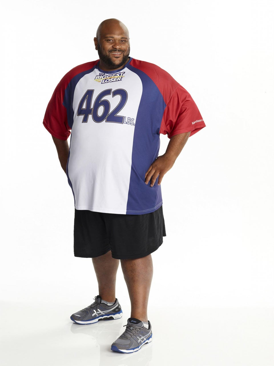 Ruben Studdard Diagnosed with Diabetes on 'Biggest Loser'